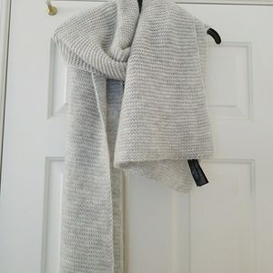 New Zara long acrylic scarf